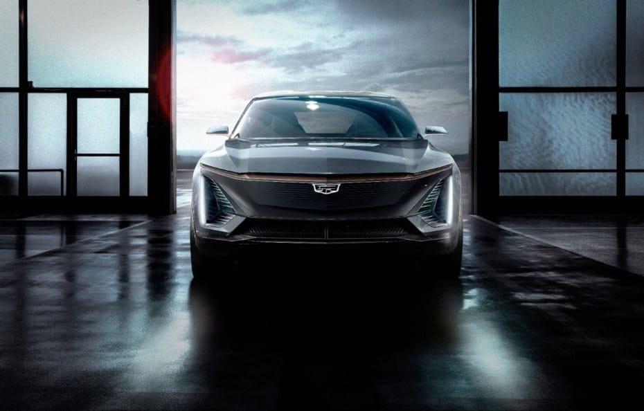 El debut del Cadillac LYRIQ sigue según lo planeado: lo conoceremos la semana que viene