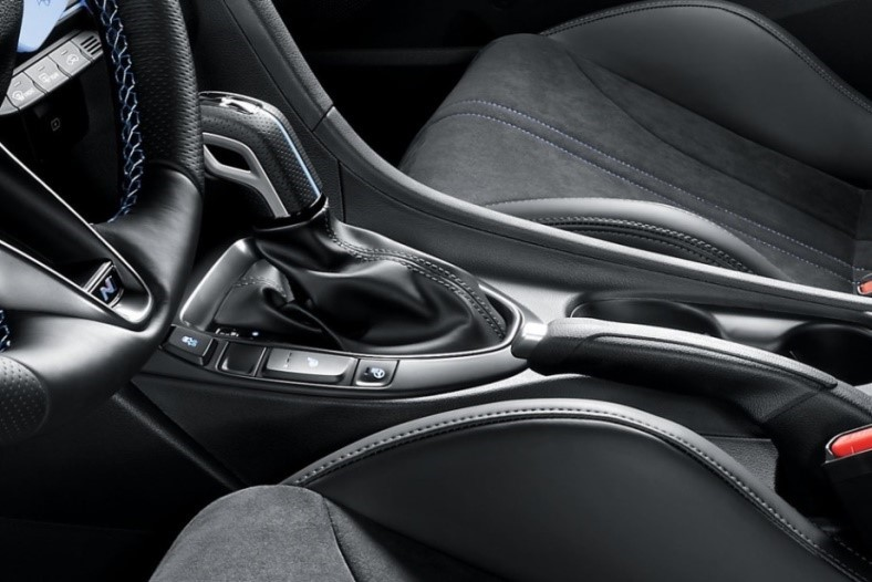 Hyundai N DCT: La caja de cambios de doble embrague húmedo y 8 velocidades «Made in Corea»