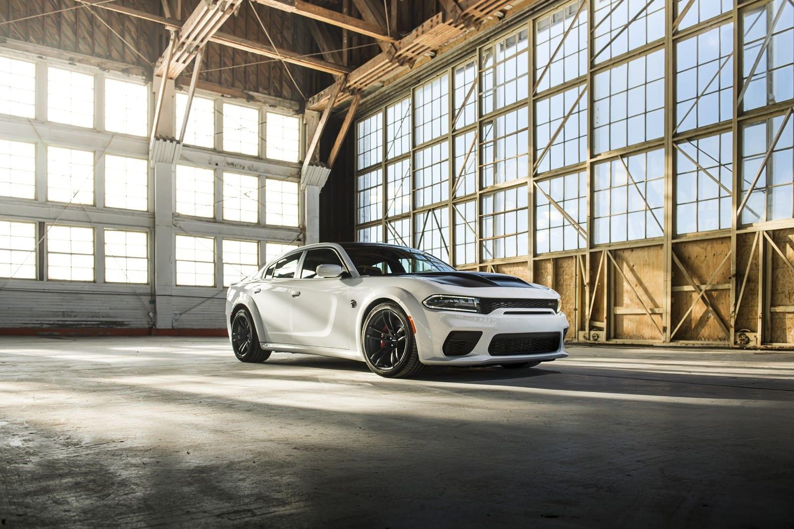 Dodge Charger Srt Hellcat Redeye 2021 Mas Bestia Que Nunca