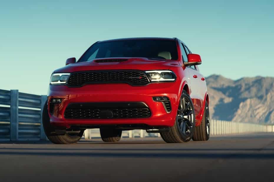 Dodge Durango SRT 2021: Dicen que es el SUV perfecto para los amantes de los muscle cars