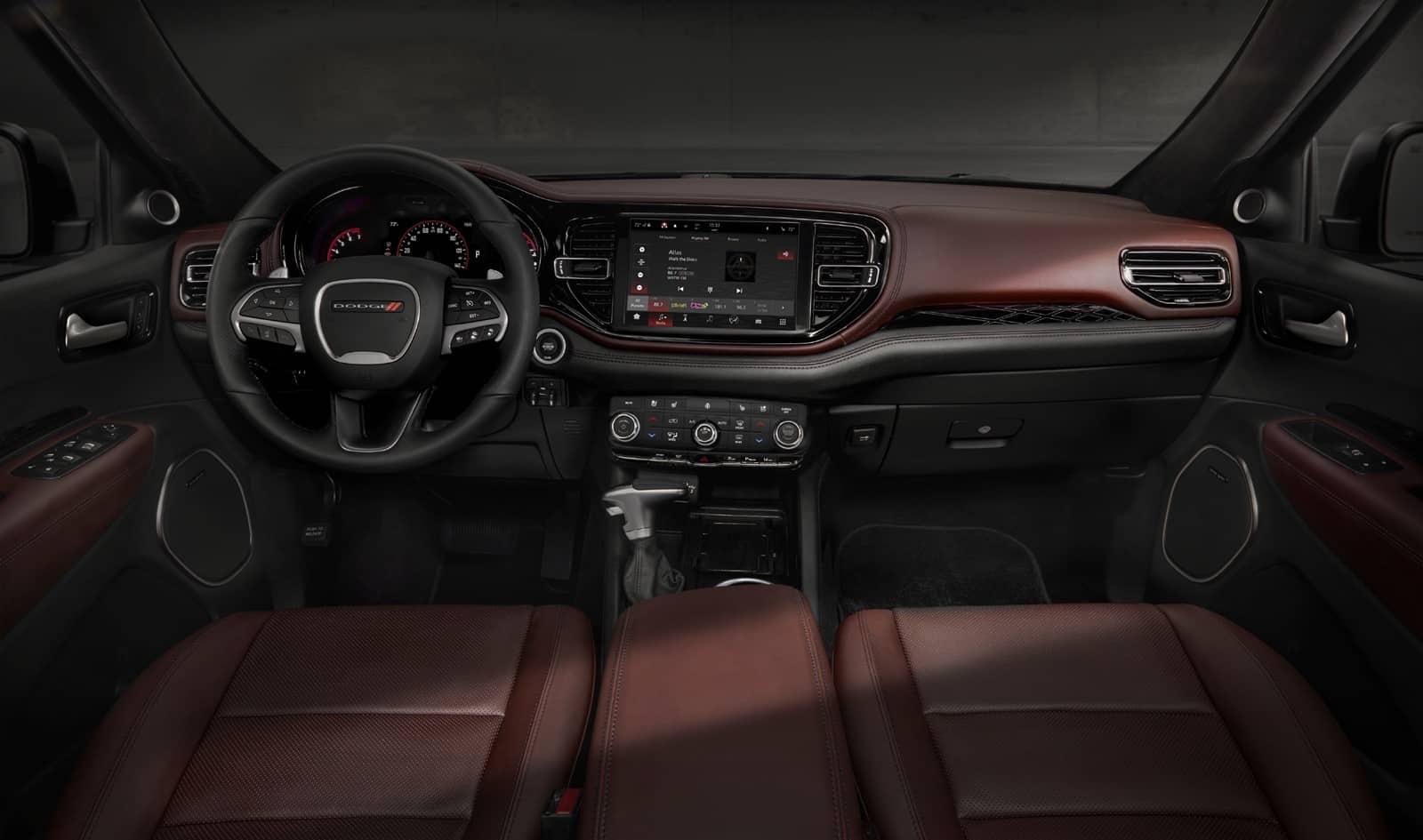 Dodge Durango Srt 2021 Dicen Que Es El Suv Perfecto Para Los Amantes De Los Muscle Cars