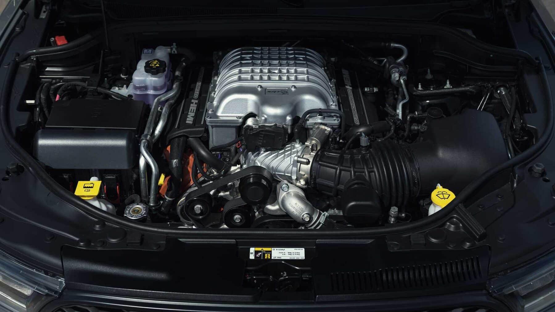 El Dodge Durango Srt Hellcat 2021 Ya Tiene Precio Ni 100 Cv Para Tener El Suv Mas Potente Del Mundo