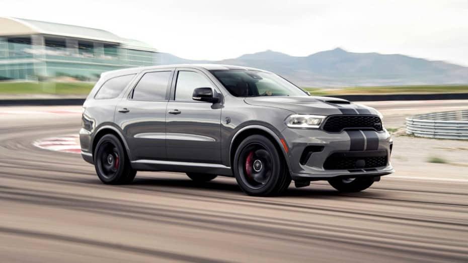 El Dodge Durango SRT Hellcat 2021ya tiene precio: Ni 100€/CV para tener el SUV más potente del mundo