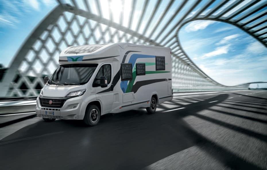Así es el Fiat Ducato Camper 2020: Más tecnología y mecánicas más eficientes