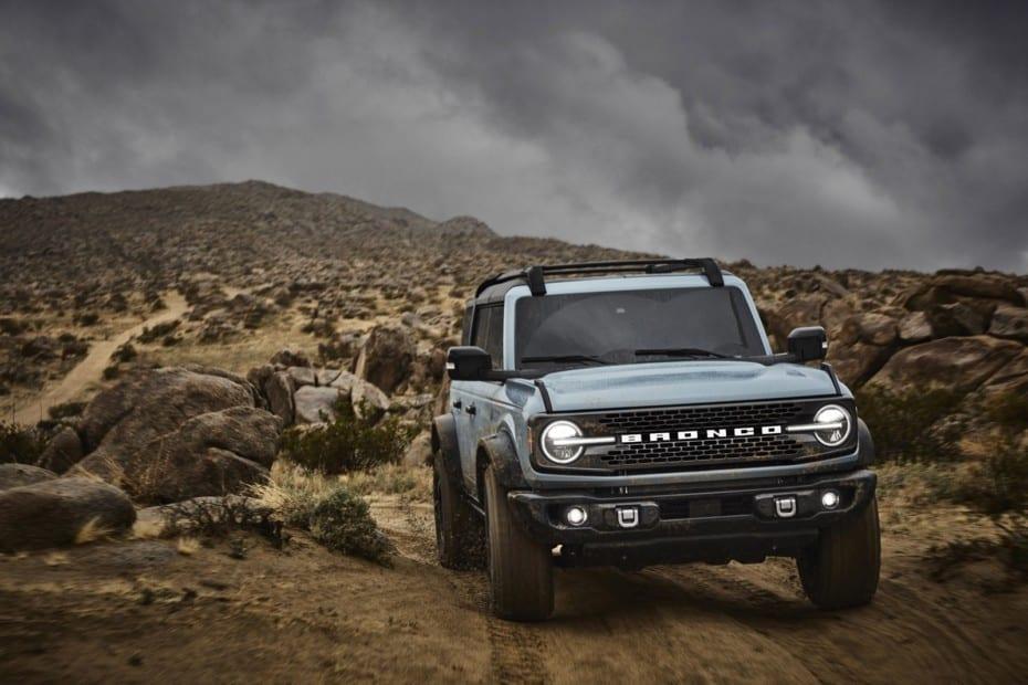 Veremos un Ford Bronco V8 de 5.0 litros con nada menos que 760 CV