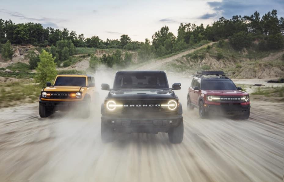¿Llegará el nuevo Ford Bronco a Europa o nos quedaremos con las ganas?