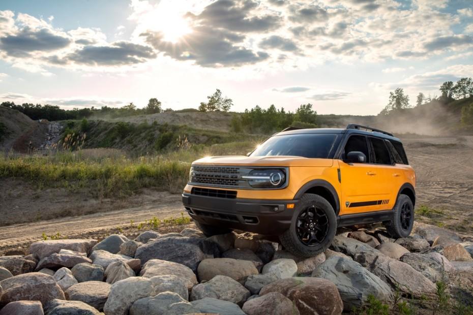Ford Bronco Sport 2020: Un todoterreno compacto sin complejos plagado de detalles prácticos