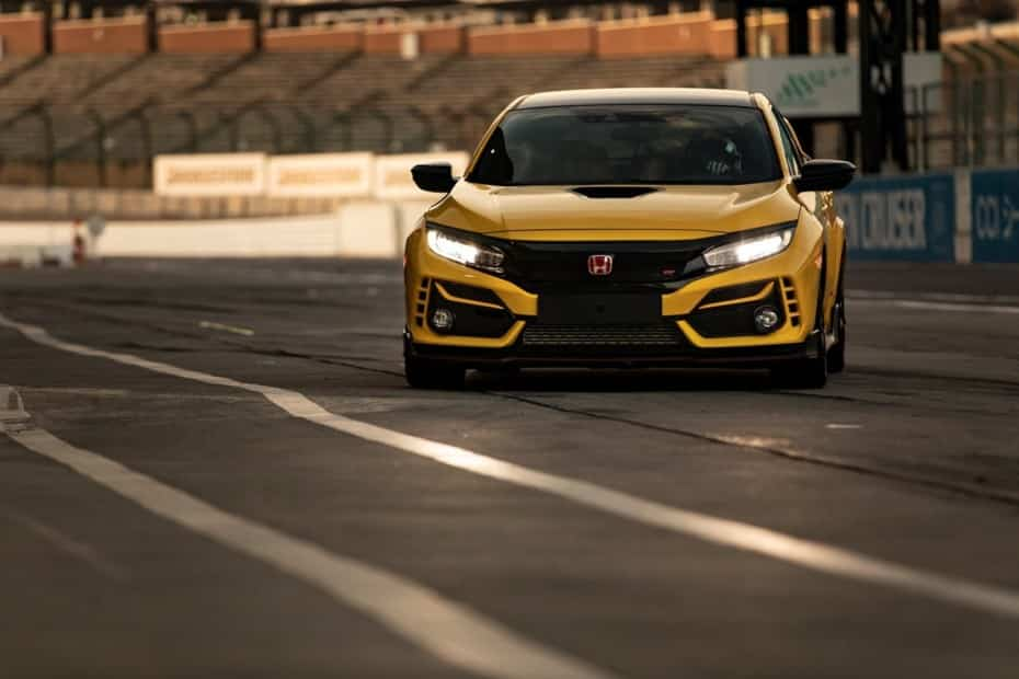 El Honda Civic Type R Limited Edition arrasa en Suzuka