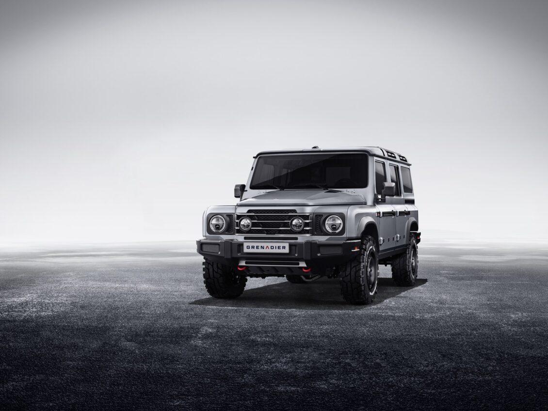 Land Rover pierde contra Ineos: los tribunales dicen que el Grenadier y el Defender «no son tan parecidos»