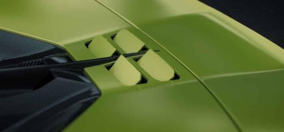 Así funciona el Smart Material System del Lamborghini Siàn: Refrigeración activa con memoria térmica