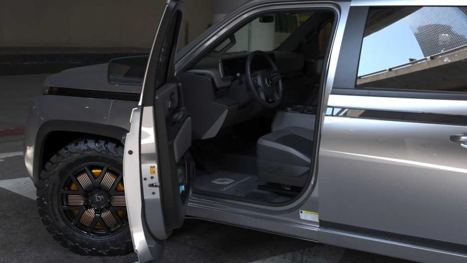 Lordstown nos muestra el interior de su Endurance: Digitalización para el pick up eléctrico