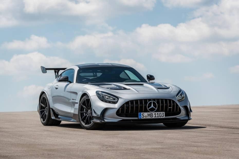 El Mercedes-AMG GT Black Series ya tiene precio: ¡Maldito dinero!