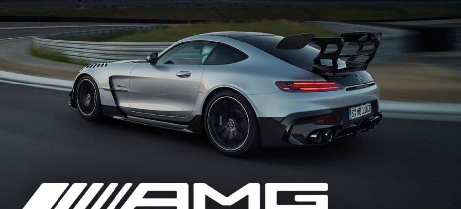 ¡Confirmado! El Mercedes-AMG GT Black Series «ridiculizará» al Porsche 911 GT2 RS con sus 730 CV