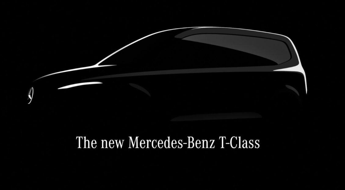 Mercedes-Benz anuncia la Clase T: La receta de Renault le gusta a la casa de la estrella
