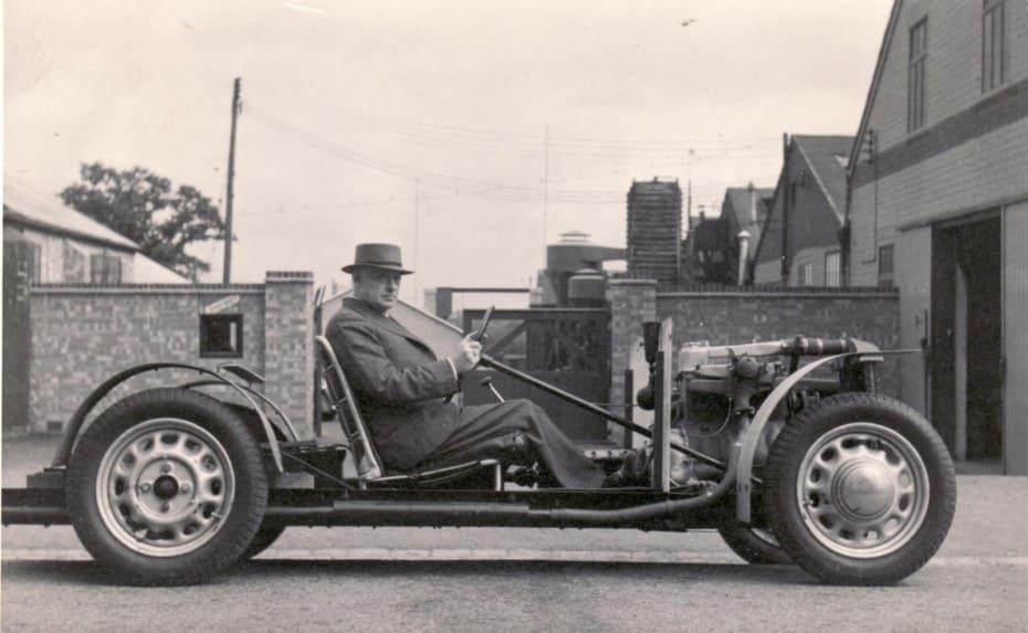 Morgan finaliza la fabricación de su chasis de acero tras 84 años de servicio