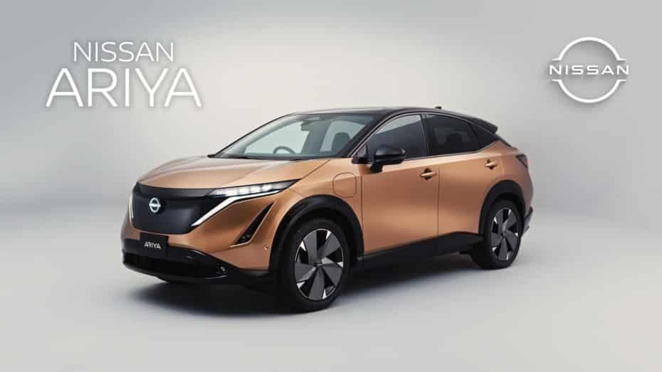¡Oficial! Así es el Nissan Ariya, la «nueva generación» de eléctricos tiene hasta 500 km de autonomía