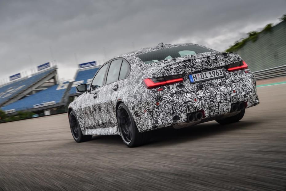 Primeros detalles oficiales de los nuevos BMW M3 y M4: Propulsión y hasta 510 CV