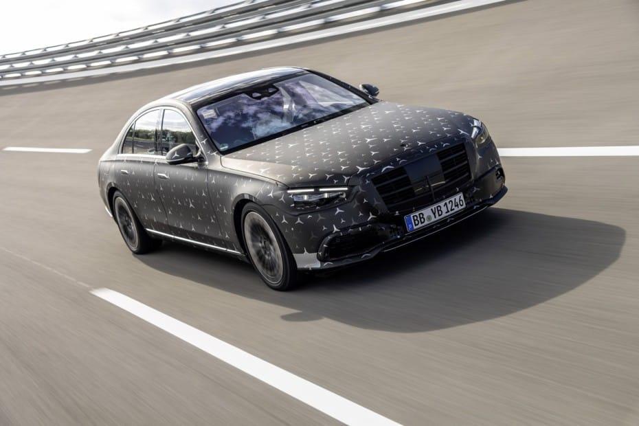 Mercedes hace suyo el lema de Audi «a la vanguardia de la técnica»: Nuevos detalles del Clase S
