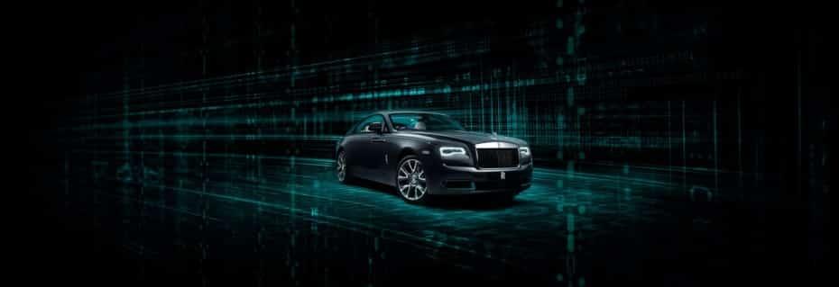 Así es el Rolls-Royce Wraith Kryptos: 50 unidades con un código a descifrar