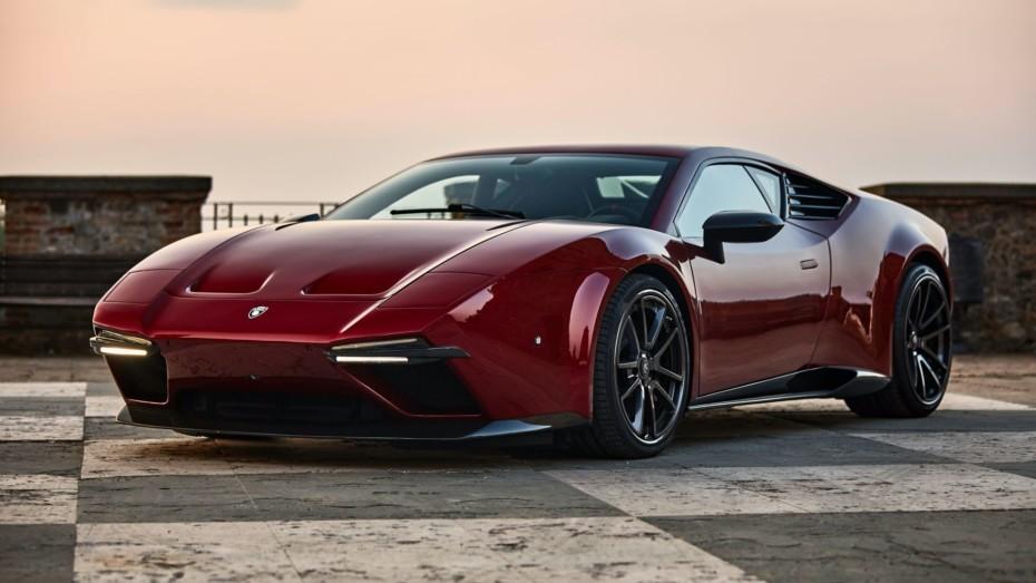 Ares Design nos muestra en nuevos vídeos e imágenes su versión del De Tomaso Pantera