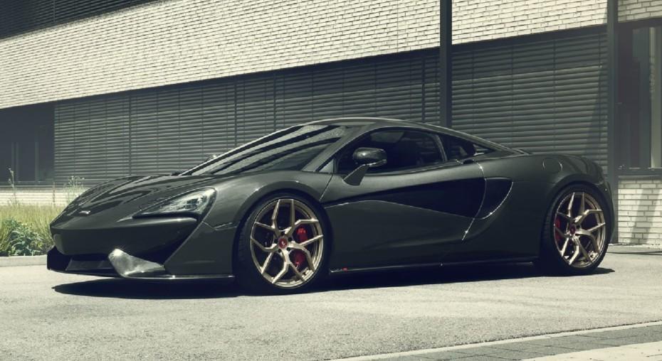 POGEA RACING nos muestra el McLaren 666s
