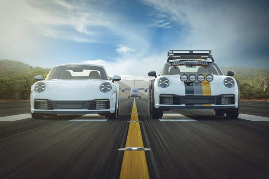 Si quieres un auténtico crossover deportivo, esta empresa transforma tu Porsche 911