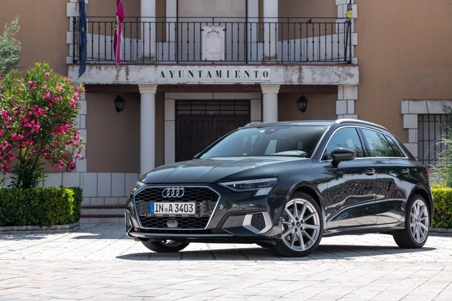 Prueba Audi A3 Sportback 35 TFSI MHEV S tronic 150 CV: Audi ha vuelto a dar en el clavo