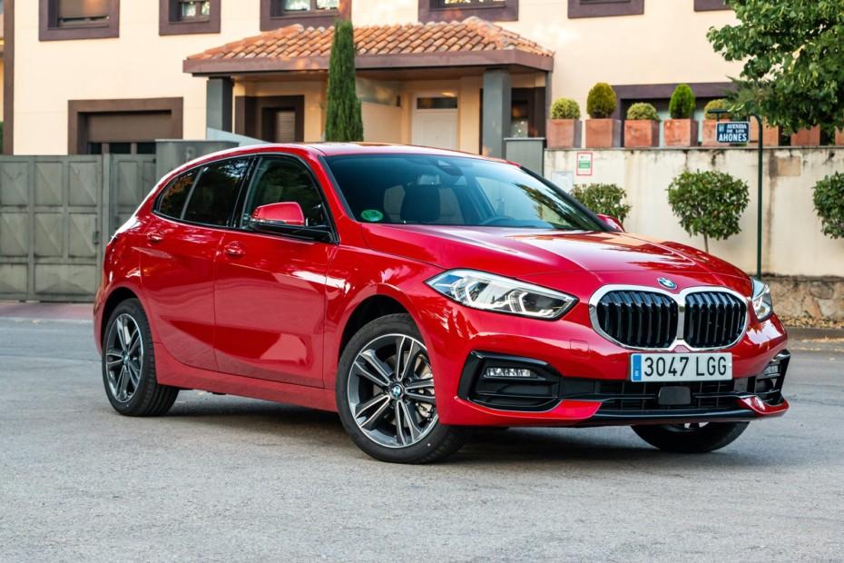 Prueba BMW 116d automático 2020: Más que suficiente para muchos usuarios