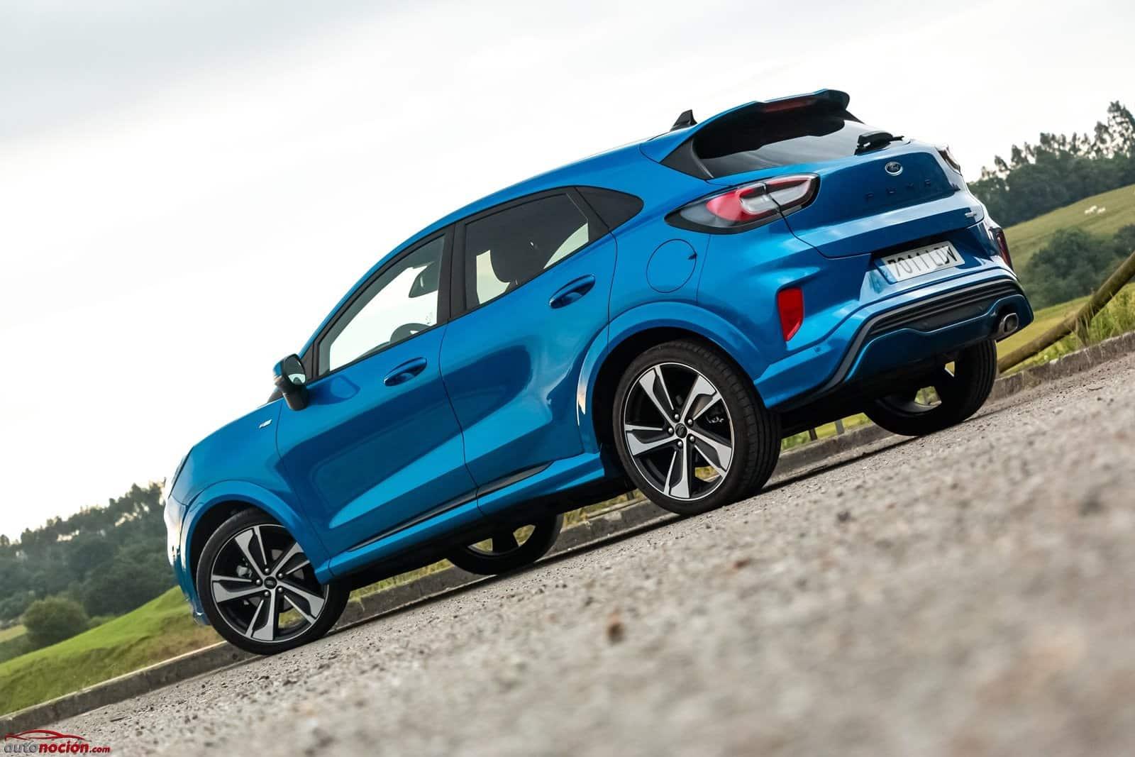 Opinión y prueba Ford Puma1.0 EcoBoost MHEV 155 CV 2020