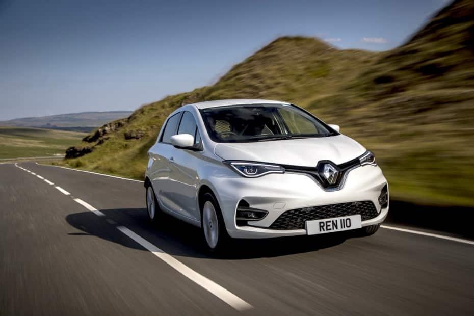 Así es el Renault ZOE Van 2020: La solución eléctrica para repartir en la ciudad