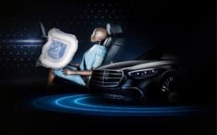 Airbags para las plazas traseras: El Mercedes-Benz Clase S volverá a ser pionero en seguridad