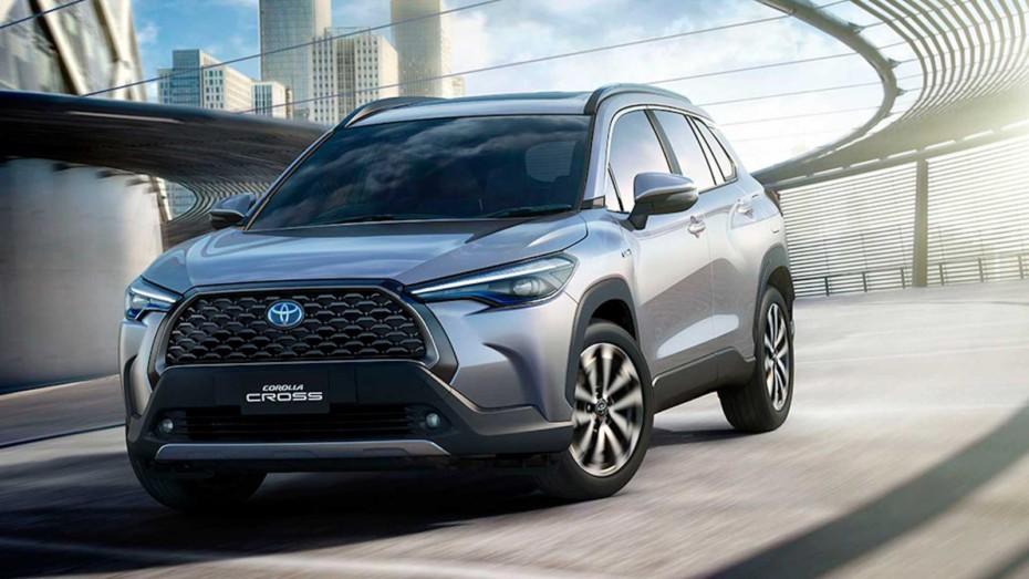 Toyota revela el Corolla Cross: ¿Te gustaría verlo en Europa?