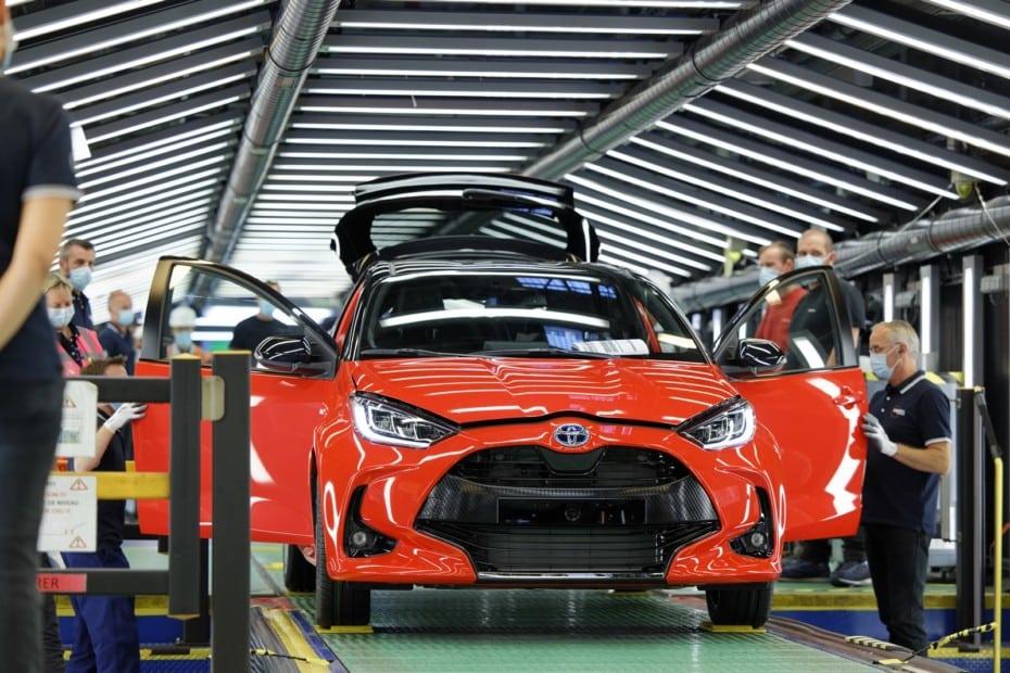 Arranca la producción del nuevo Toyota Yaris: Un paso de gigante