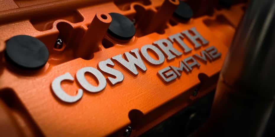 Este V12 de Cosworth suena a gloria y será el corazón del T.50 de Gordon Murray