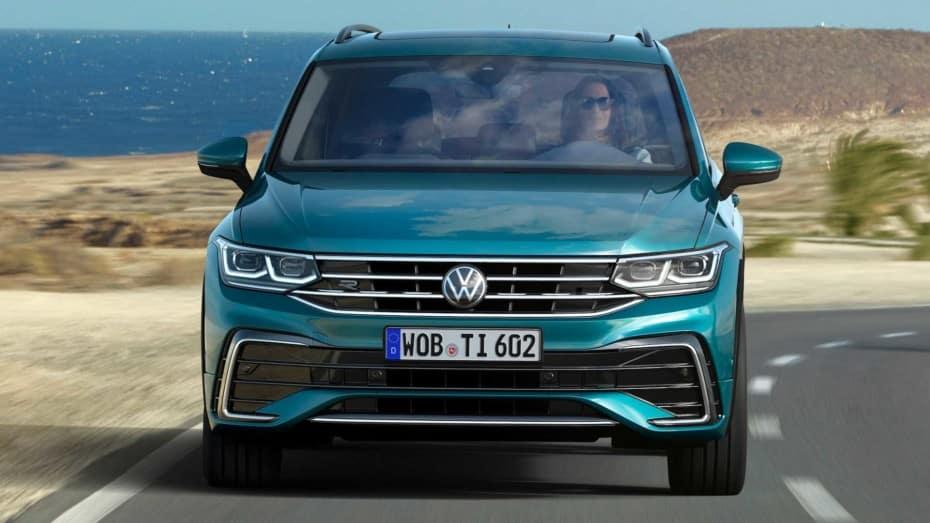 Todos los precios del renovado Volkswagen Tiguan para España