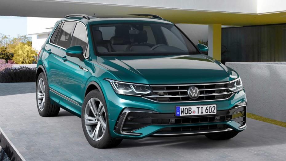 El nuevo Volkswagen Tiguan se estrena en Alemania: Más caro todavía