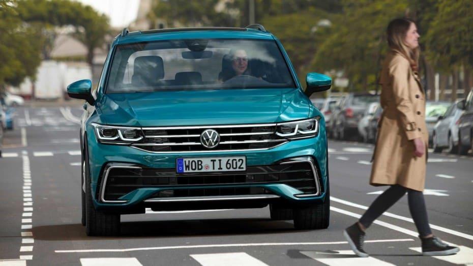 El Volkswagen Tiguan 2021 recibe el motor 2.0 TDI de 200 CV