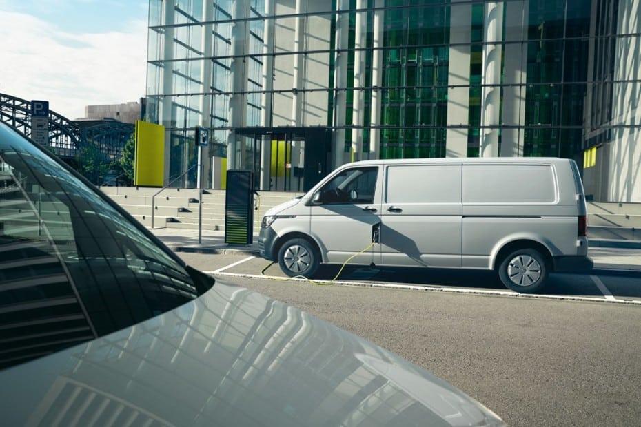 La gama comercial 100% eléctrica de VW y ABT ya tiene precio: desde 37.700 € PFF