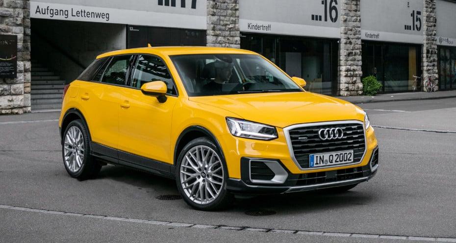 El nuevo Audi Q2 «All-In», ya a la venta