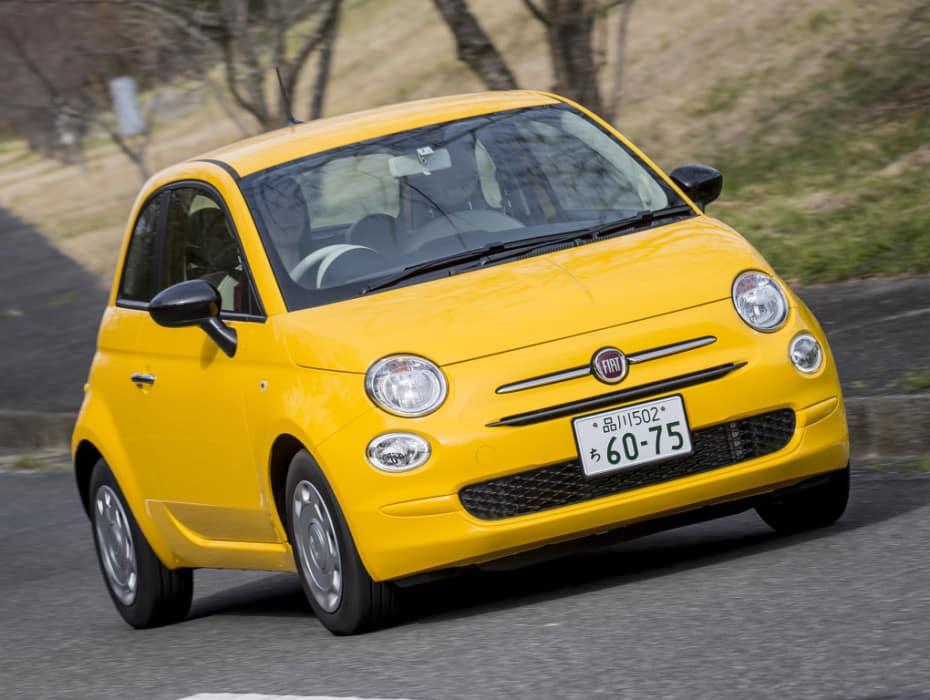El Fiat 500 «Mimosa» pretende conquistar al público japonés