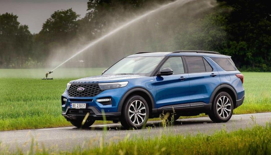 Ventas junio 2020, Noruega: El MG ZS ya en Top10; el Ford Explorer llega con fuerza