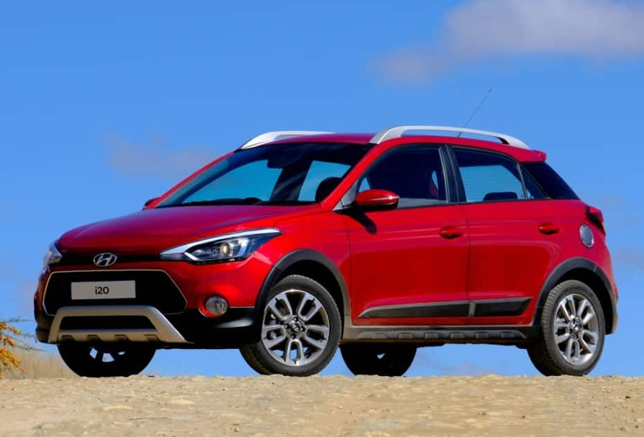 El Hyundai i20 Active actualiza su gama