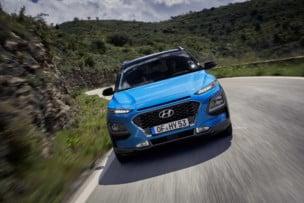 Nueva serie especial SLE para el Hyundai Kona Hybrid