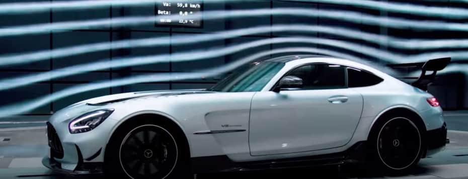 El salvaje Mercedes-AMG GT Black Series, ahora en un vídeo oficial