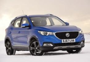 Esto es lo que cuesta el nuevo MG ZS eléctrico en España