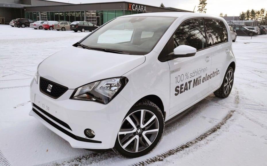 Dossier, los eléctricos más vendidos en Finlandia en el primer semestre: Sorpresa SEAT