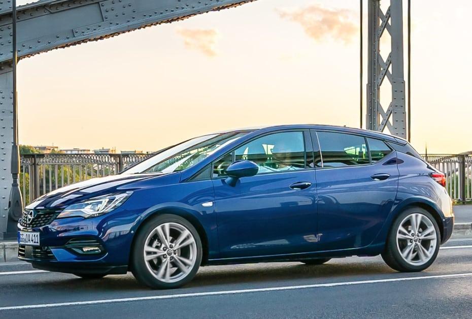 Nueva gama Opel Astra, ya a la venta