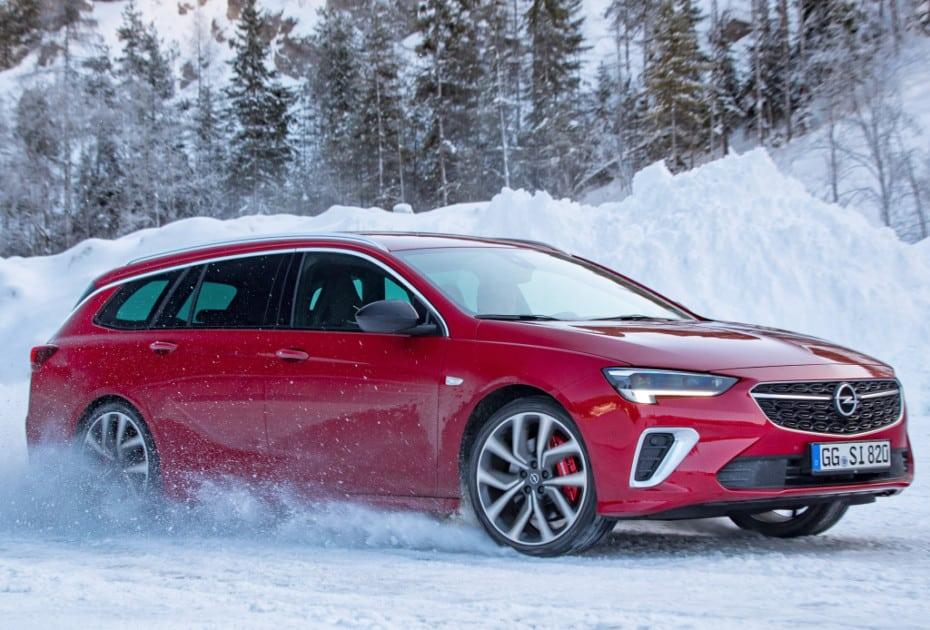 Ya a la venta el renovado Opel Insignia: Por ahora con una gama limitada