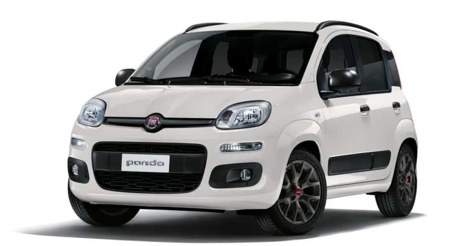 El Fiat Panda Urban estrena motor híbrido