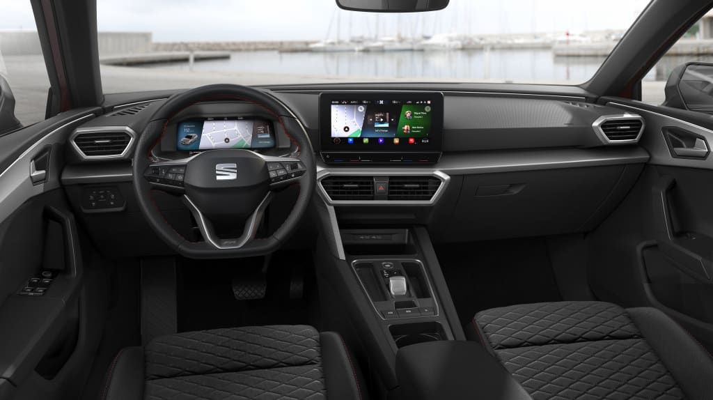 The new SEAT León will arrive in Mexico on March 16